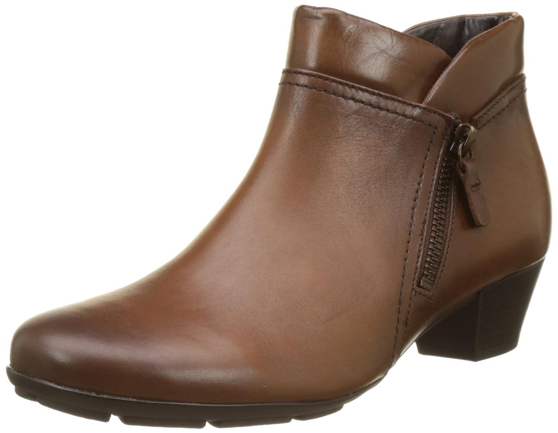 Gabor Shoes Gabor Basic, Botas para Mujer43 EU|Marrón (Sattel Effekt)