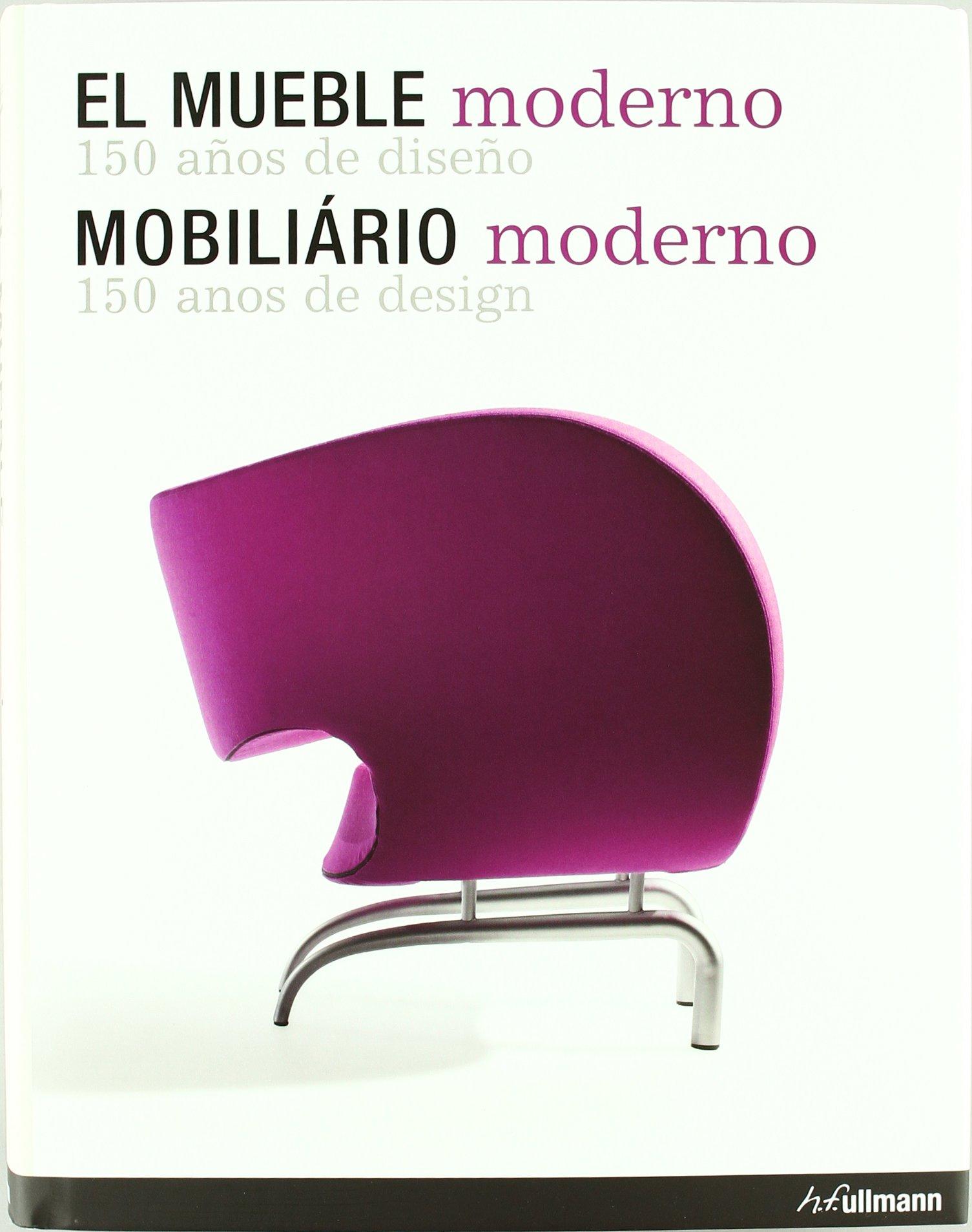 MUEBLE MODERNO, EL (T.D) (ESTUCHE): Varios: 9783833150500 ...