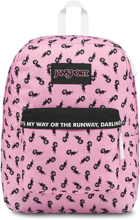 JanSport Incredibles Superbreak Backpack - Incredibles Edna