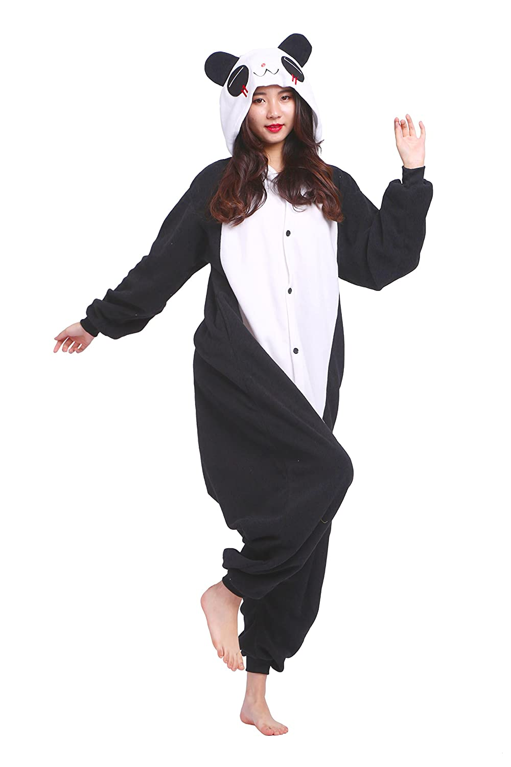 Amazon.com: Magicmode Unisex Cartoon Cosplay Costumes Adults Anime Onesie Pajamas Sleepwear: Clothing