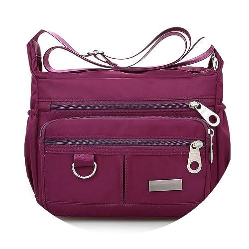 332355bf0119 New Women Messenger Bags For Grils Waterproof Nylon Handbags Female ...