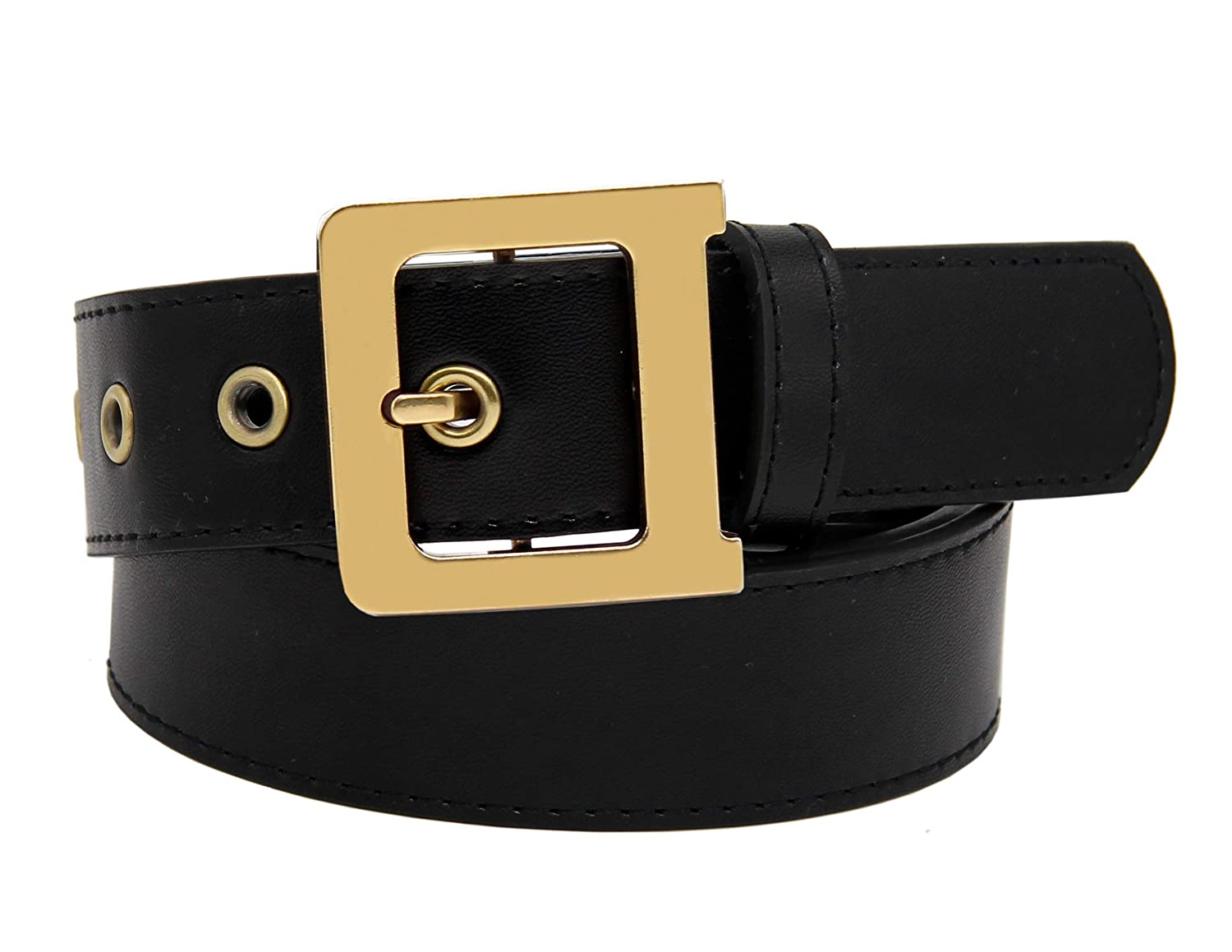 017c9640edd01 Women s Belt Cowhide Leather Belts Fashion Design D Buckle for Pants Jeans  Shorts Ladies Genuine Belts BY DUOAI at Amazon Women s Clothing store