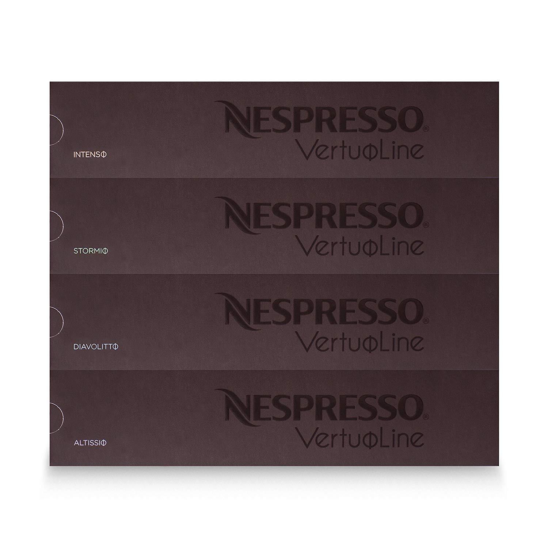 200 Capsules Dark Assortment by Nestle Nespresso