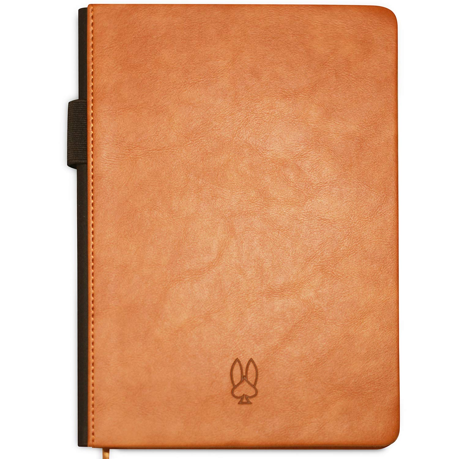 ACE Music Notebook | Leather Hardcover | Songwriting Journal | Staff Paper Notebook (Premium)