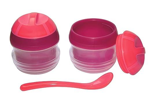 108 opinioni per Primamma 002522- Set ciotoline termiche con cucchiaio, bambina