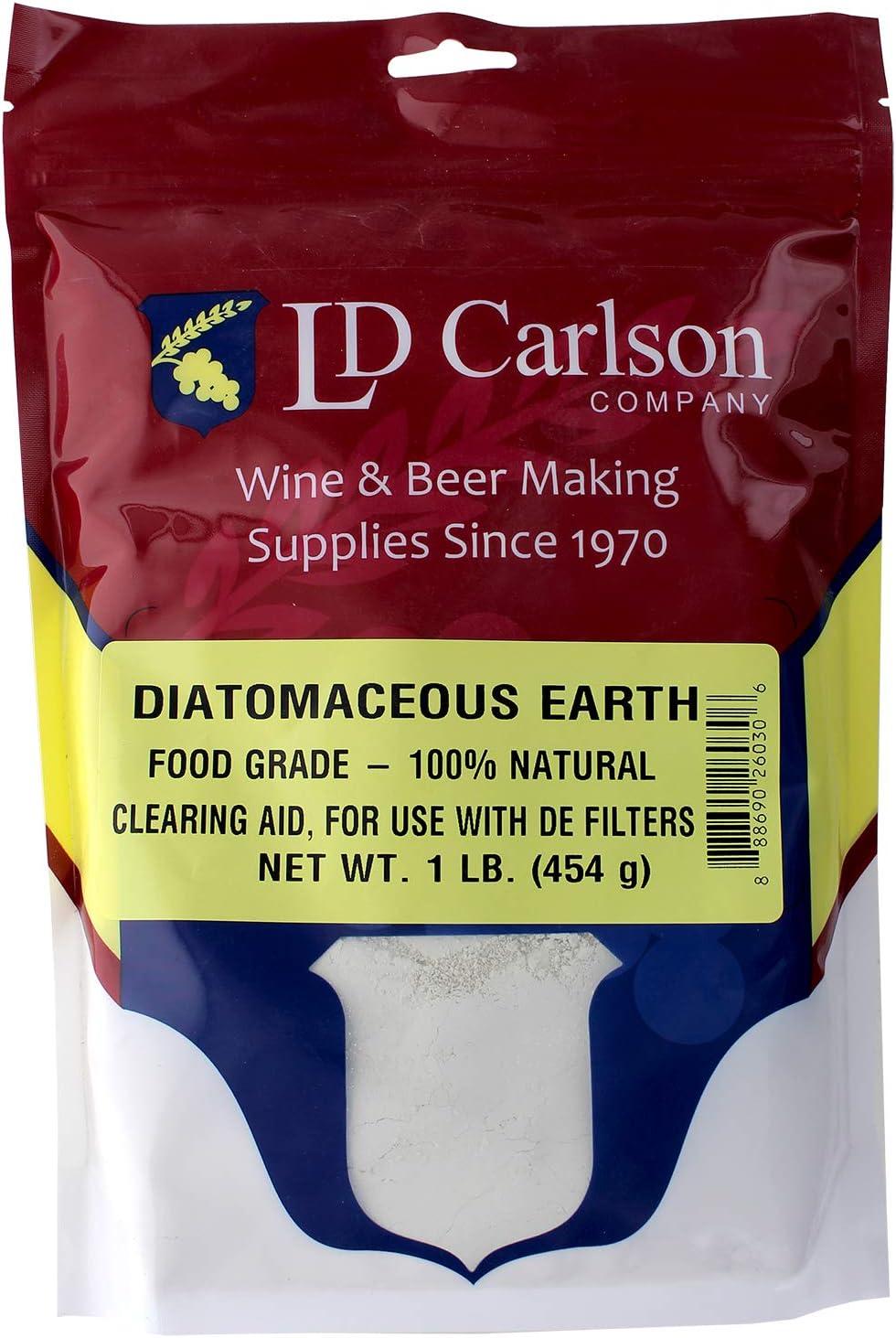 Diatomaceous Earth - Food Grade, 100% Natural - 1 lb