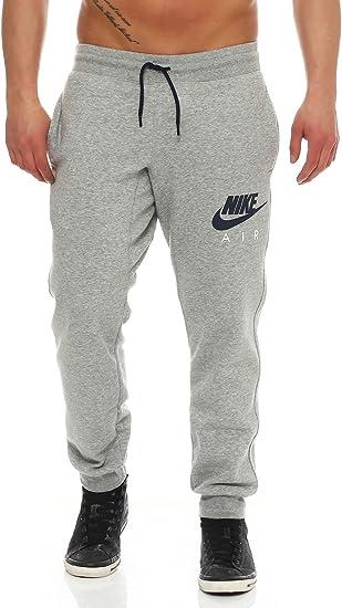 Nike AW77 FLC Cuff PT-Air HTG - Pantalón para Hombre: Amazon.es ...