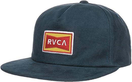 RVCA Pace Cap Navy U: Amazon.es: Ropa y accesorios