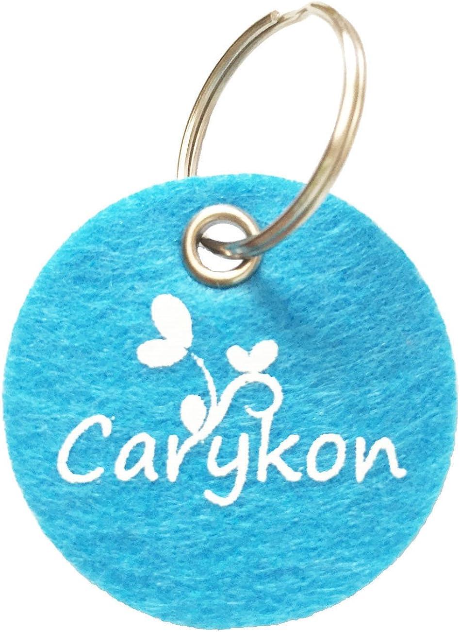 Carykon Collier Pendentif Coeur Anatomique Acier Inoxydable pour Homme Gar/çon