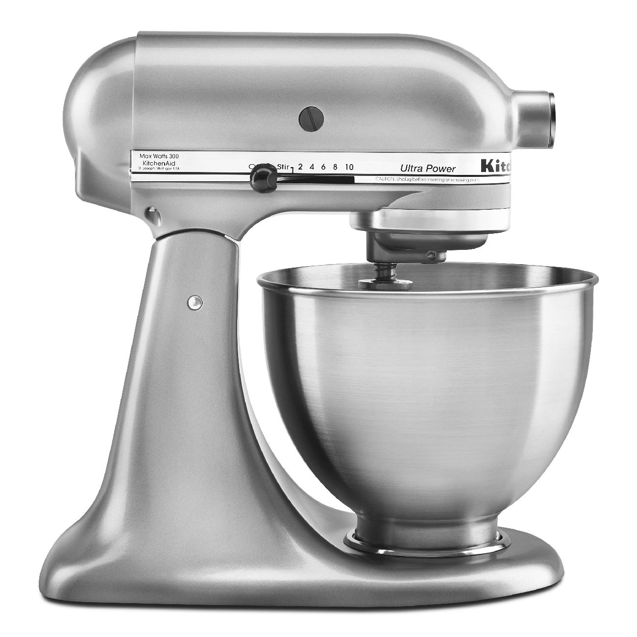 kitchenaid 3 5qt mini artisan stand mixer with flex edge beater ...