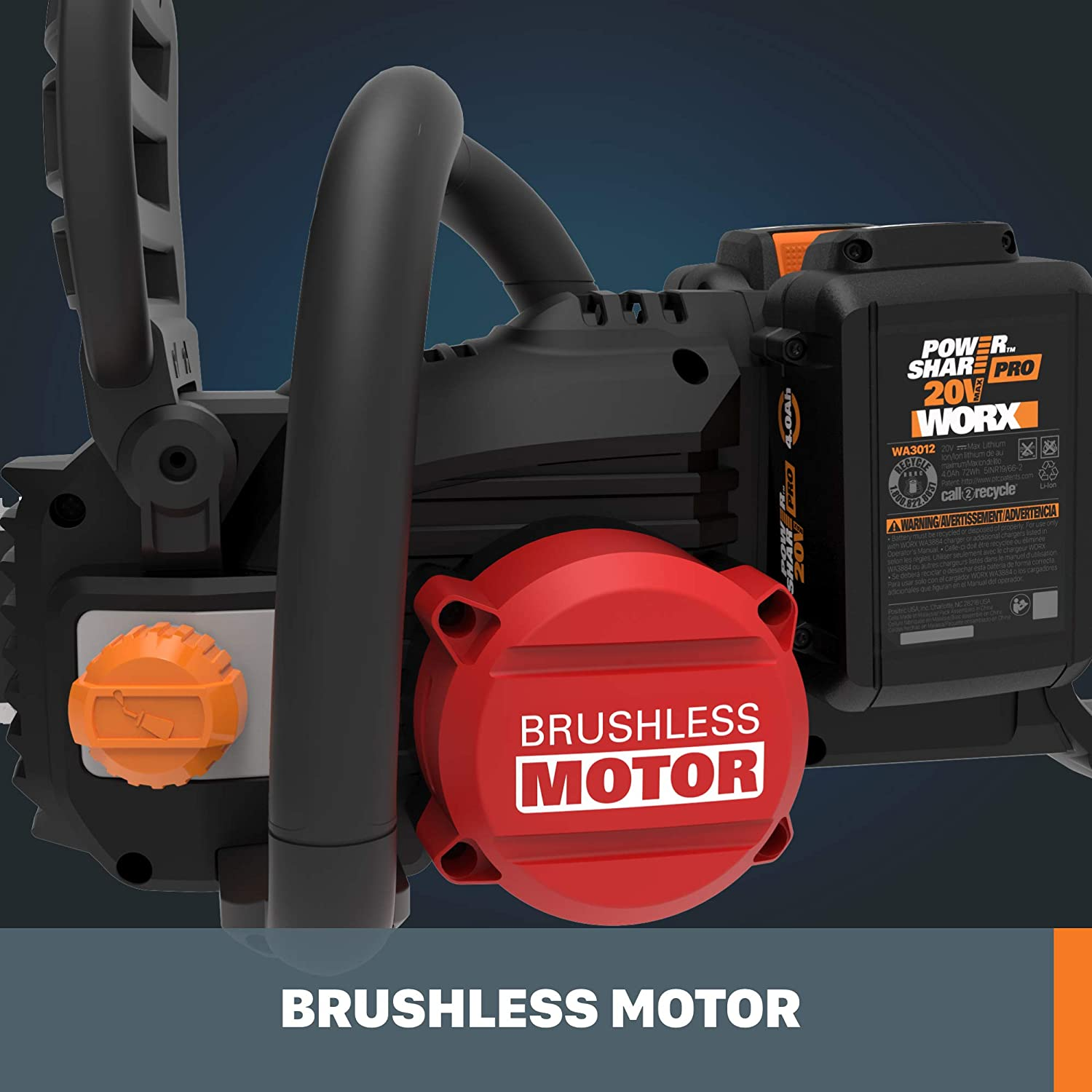 ghdonat.com Battery and Charger Included Worx Nitro WG385 Power ...