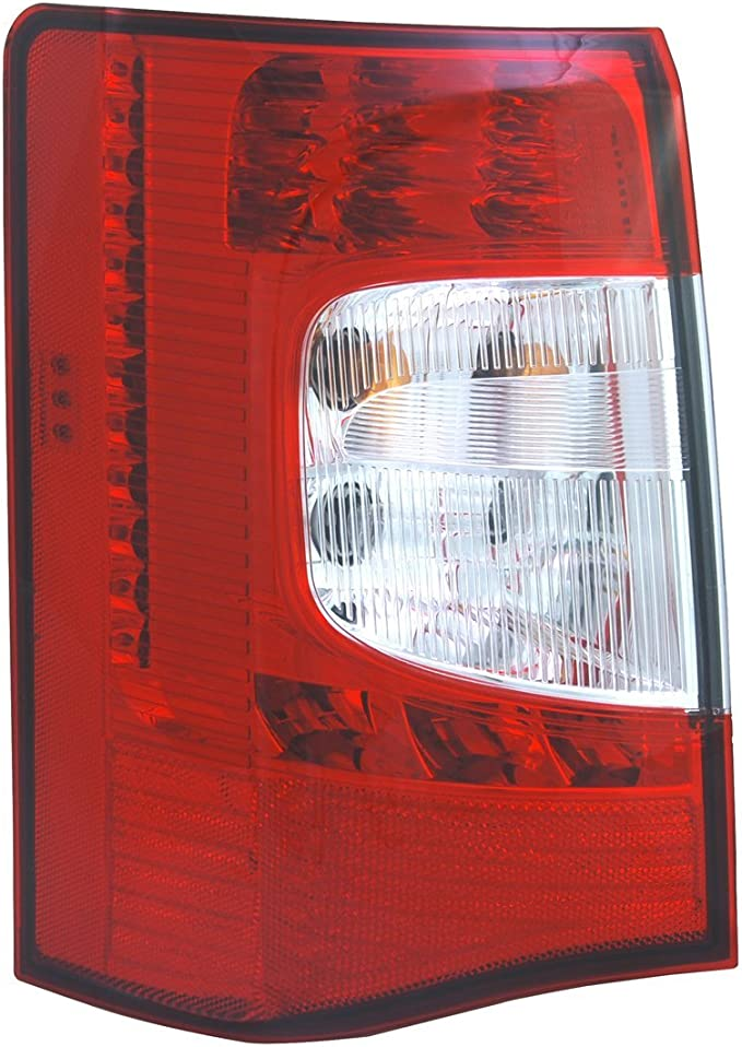 TYC 11-6431-00-1 Compatible with Buick Enclave Replacement Tail Lamp