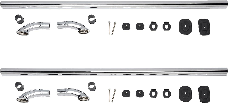 Putco 89833 Locker Side Rails for Ram