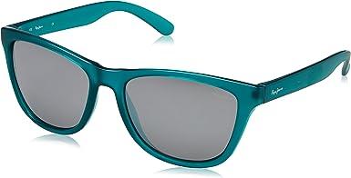 Pepe Jeans Pj7197C555 Gafas de sol, Turquesa, 55 Unisex