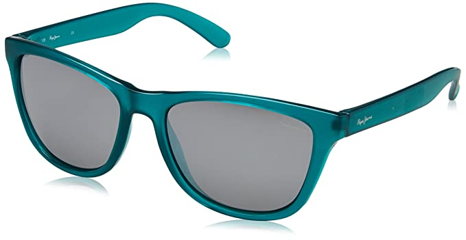 Pepe Jeans PJ7197C555 Gafas de sol, Turquesa, 55