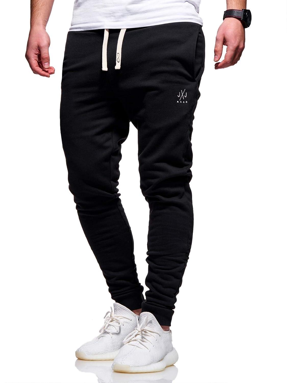 bae6d05095088 Jack & Jones Pantalon de Sport Homme Sweat Pants Jogging Streetwear