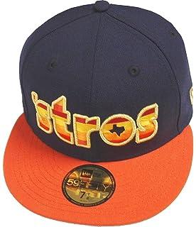 New Era Houston Astros Bun B Navy UGK Trill OG Cap 59fifty 5950 Fitted  Basecap Kappe 7460cd318053