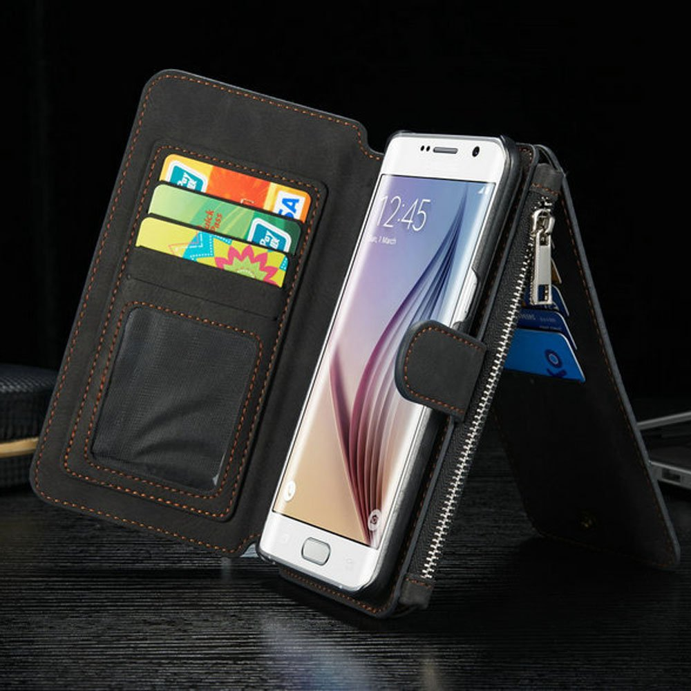 iNNEXT Galaxy Wallet Leather Samsung Image 2