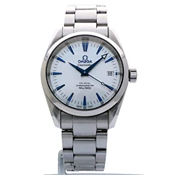 16bbd70c2eb Amazon.com  Omega Seamaster Swiss-Automatic Male Watch 2504.70 ...