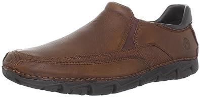 37f5c1bc454d4 Amazon.com | Rockport Men's Rocsports Lite Slip-On- | Loafers & Slip-Ons