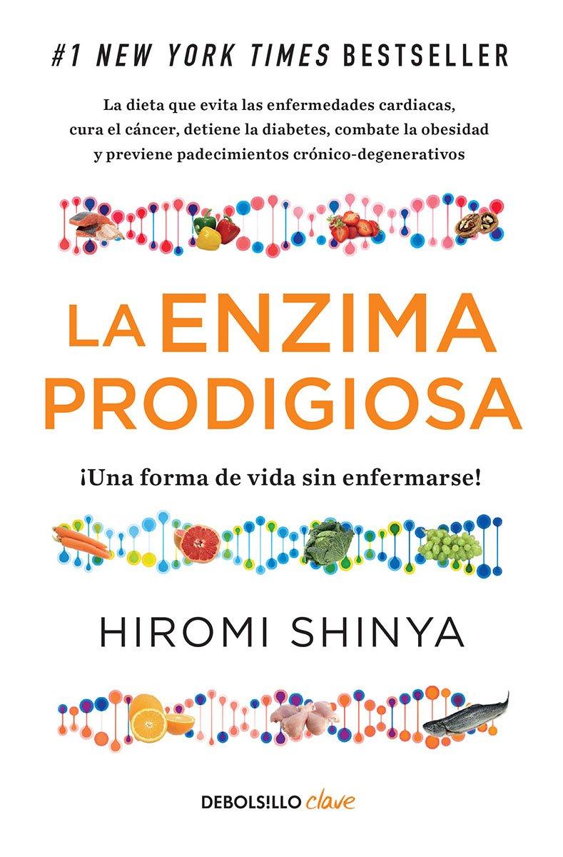 La enzima prodigiosa / The prodigious enzyme (Spanish ...