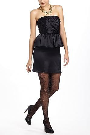Tracy Reese Marnie Peplum Dress (Black, Size 4)