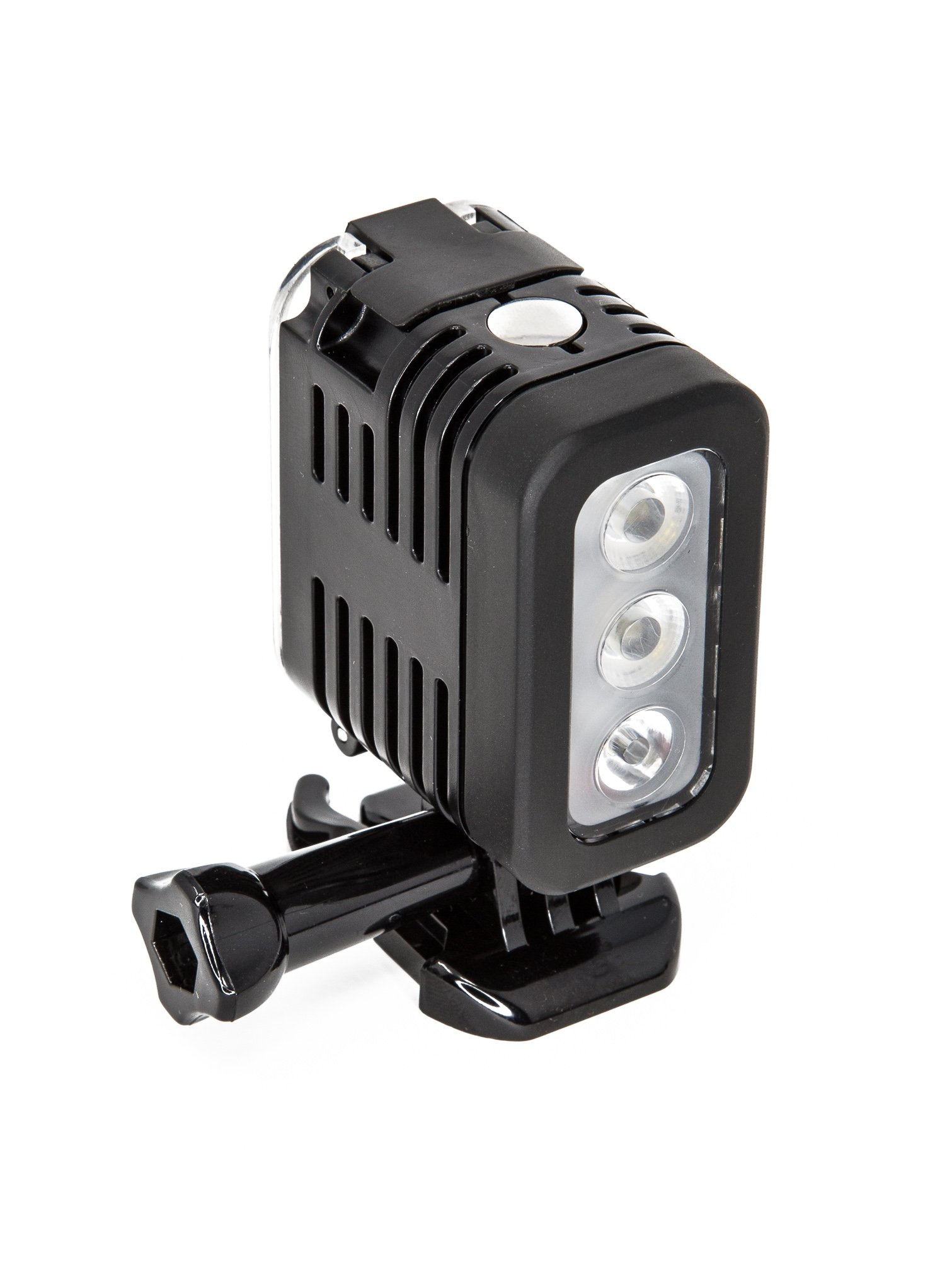 SSE Waterproof Diving Light High Power LED Light Underwater Light for GoPro HERO6 Black, HERO5 Black, HERO5 Session, HERO4 Black, HERO4 Silver, HERO3+, HERO3, HERO, HERO+, HERO+ LCD, HERO Session by SSE
