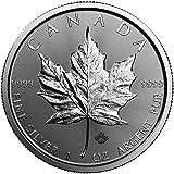 einzeln in M/ünzkapsel verpackt pr/ägefrisch 2019 1//20oz Goldm/ünze Maple Leaf