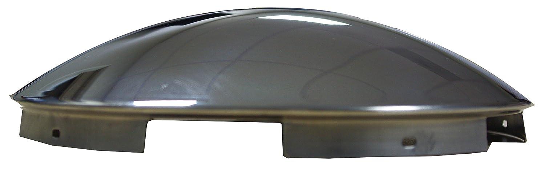 50 Pack Kaper II A-4-5NC Chrome 220mm Bore Front Hub Cap