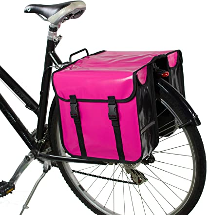 Sacoche de vélo Multifonction Porte-bagages Packtaschen Selle Sac étanche
