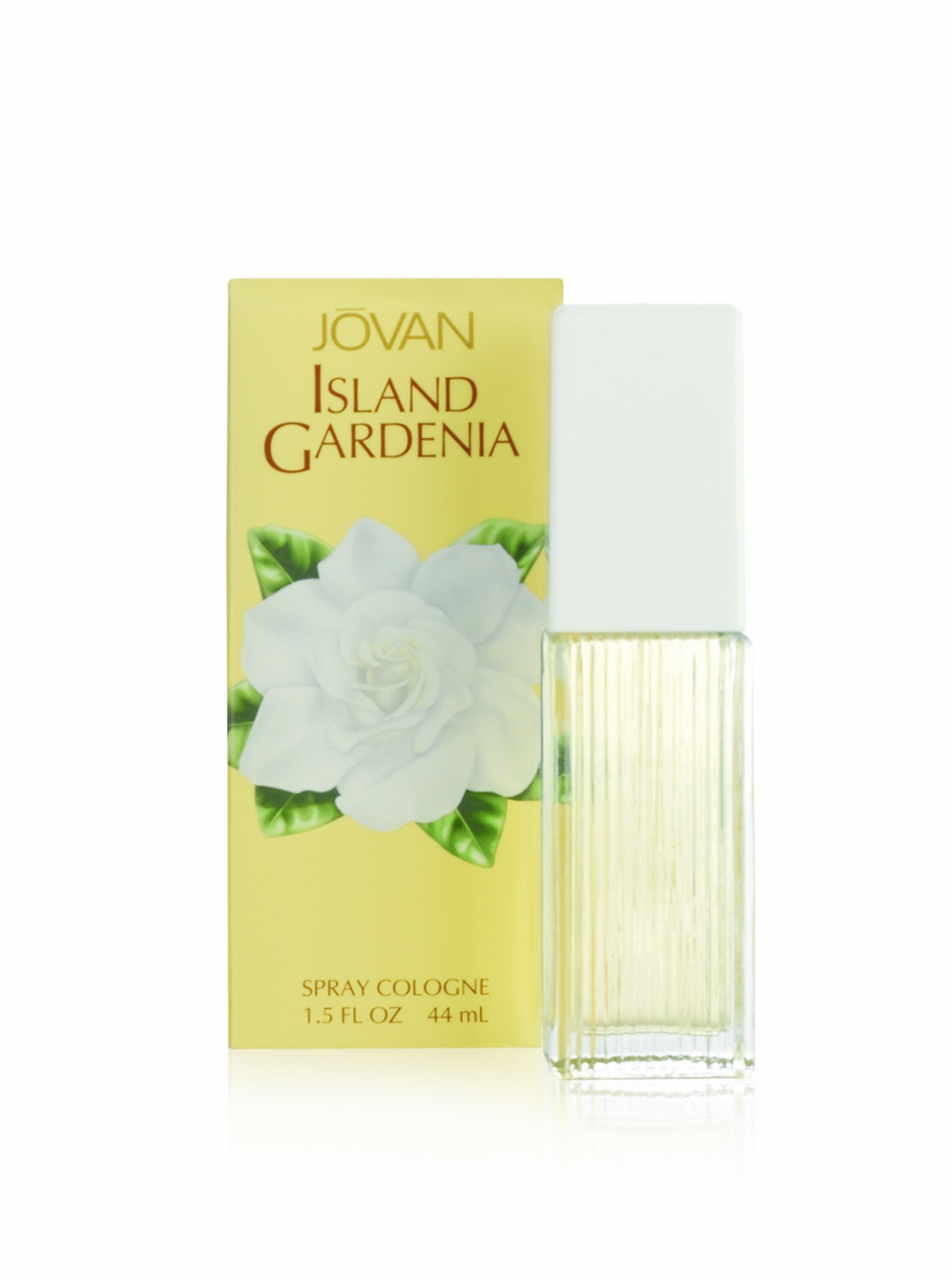 Jovan Island Gardenia By Jovan For Women. Cologne Spray 1.5 Ounces