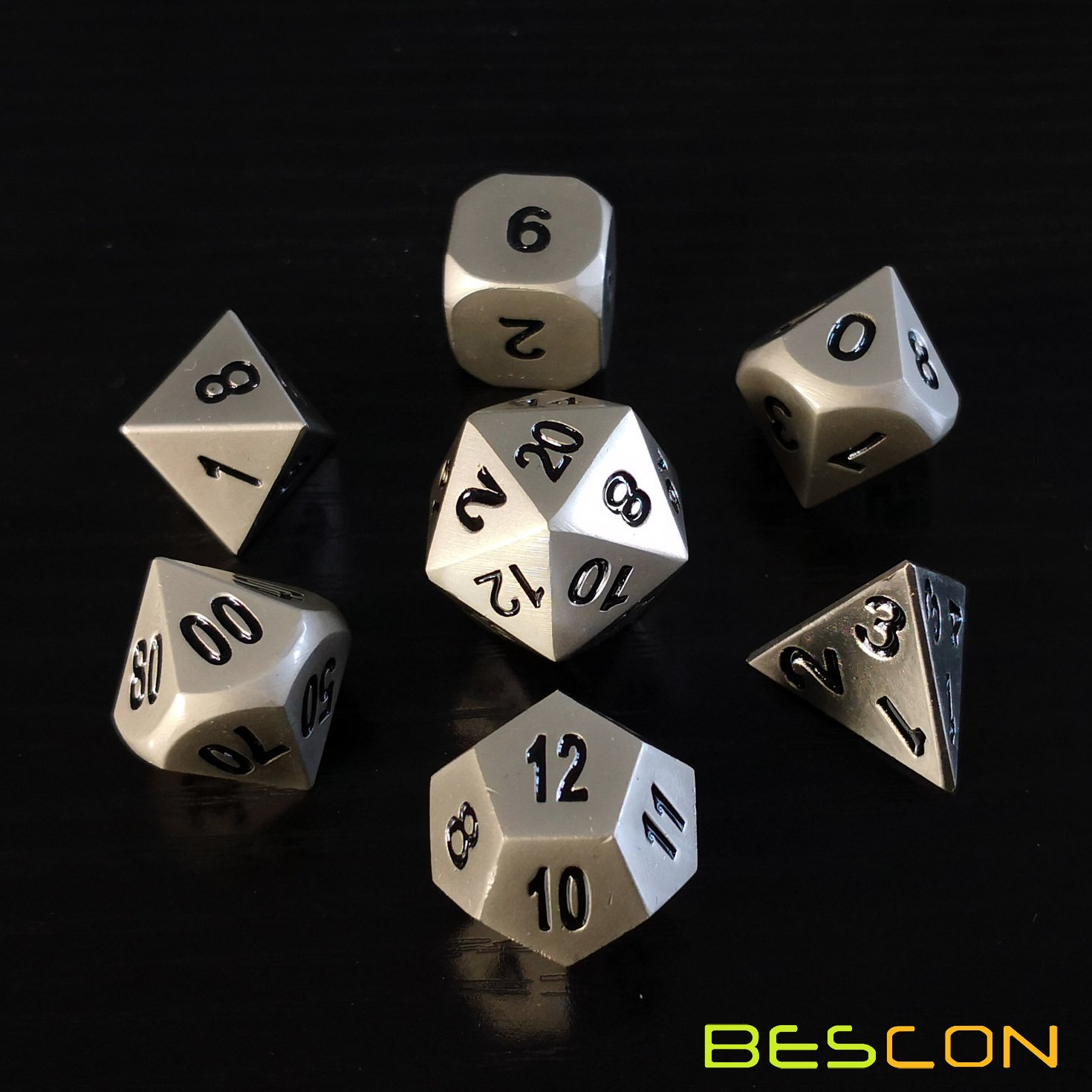 Spiele 20er-Set D6 Würfel Dice Spielwürfel