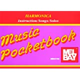 Mel Bay Harmonica Music Pocketbook