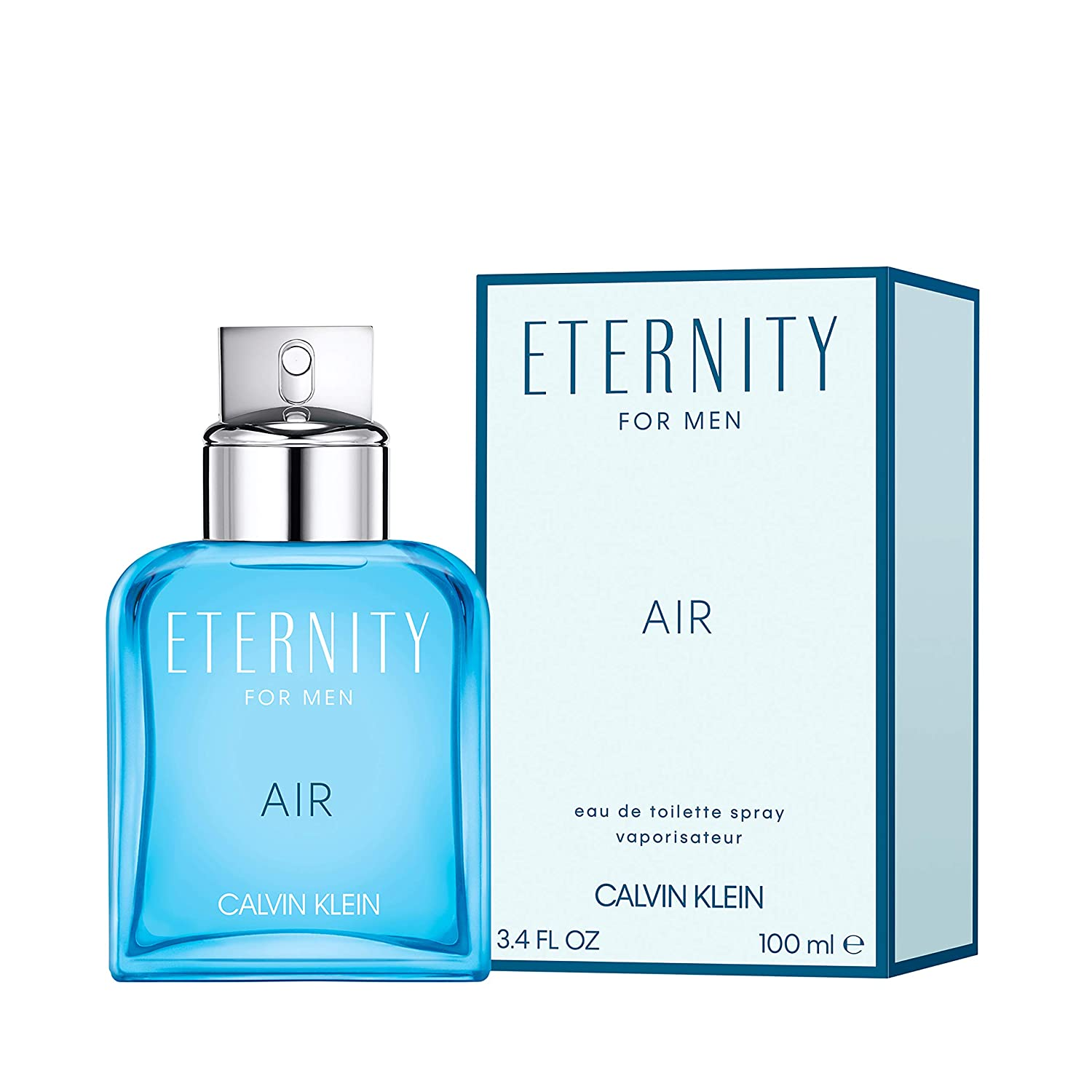 a2f0db1c24c Calvin Klein Eternity Air Eau de Toilette For Man, 100ml: Amazon.in: Beauty