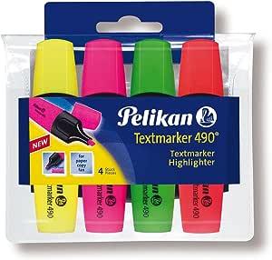 Pelikan Textmarker 490 Highlighter-GREEN