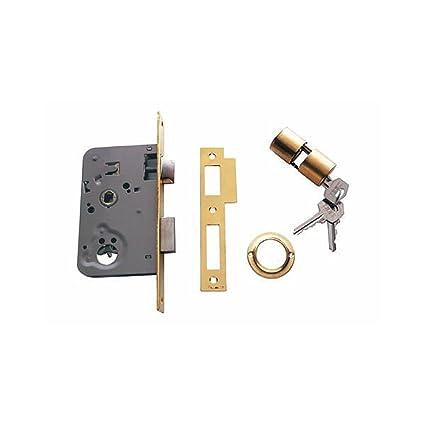 Tesa Assa Abloy, 201050HL, Cerradura de embutir para puertas de madera, Función de