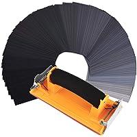 100 stks nat en droog schuurpapier 93x230mm fijn polijsten schuurpapier