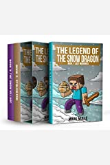 The Legend of the Snow Dragon Trilogy: (An Unofficial Minecraft Book for Kids Ages 9 - 12 (Preteen) Kindle Edition