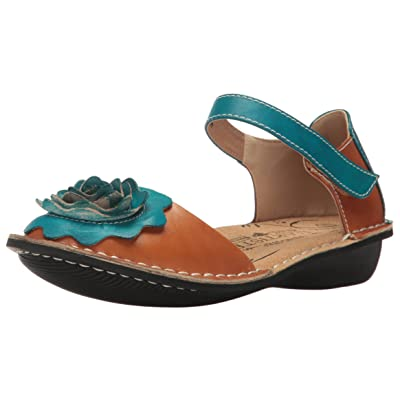 L'Artiste by Spring Step Women's Caicos-Cam Mary Jane Flat | Shoes
