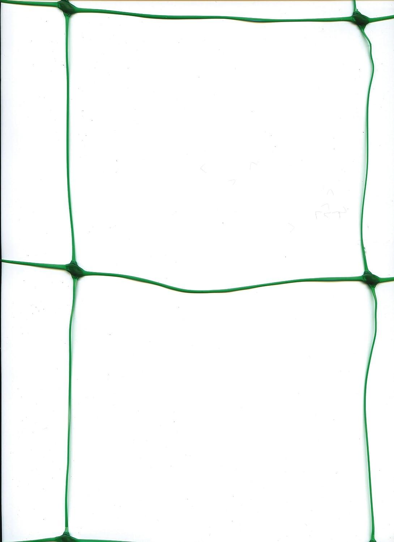 Yuzet 2m x 4m 153mm Mesh GARDEN TRELLIS CLIMBING Scrog SUPPORT NETTING BEAN PEA GROW NET