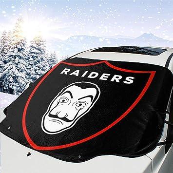 NFL Oakland Raiders Universal Auto Shade