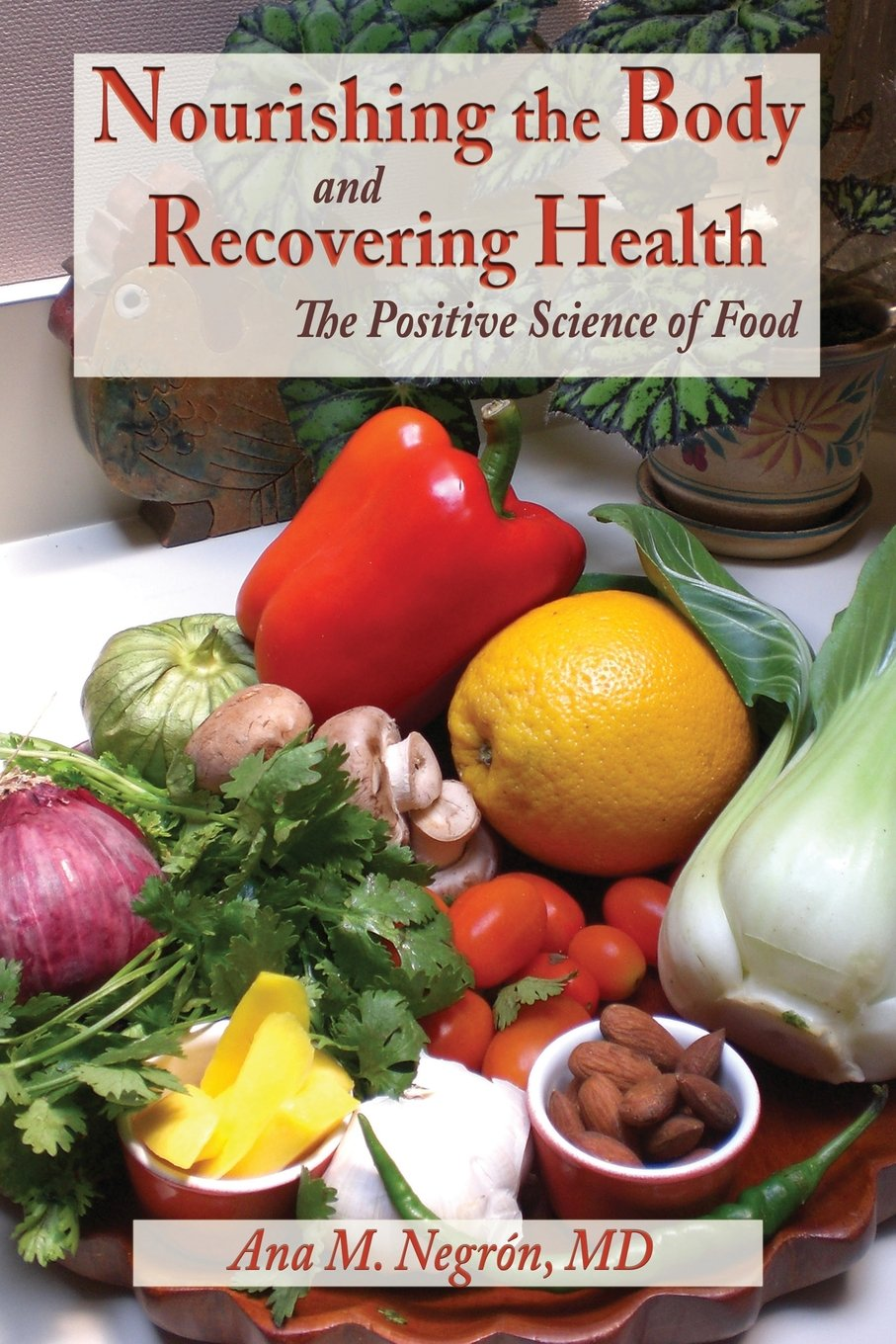 Nourishing Recovering Health Positive Science product image