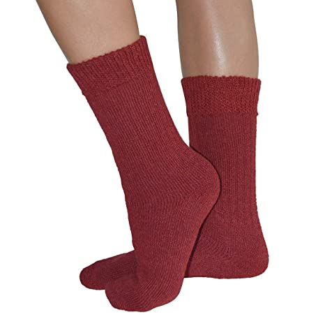 Invisible World Womens Alpaca Socks Mens Thermal Winter Gear Arctic at Amazon Womens Clothing store: