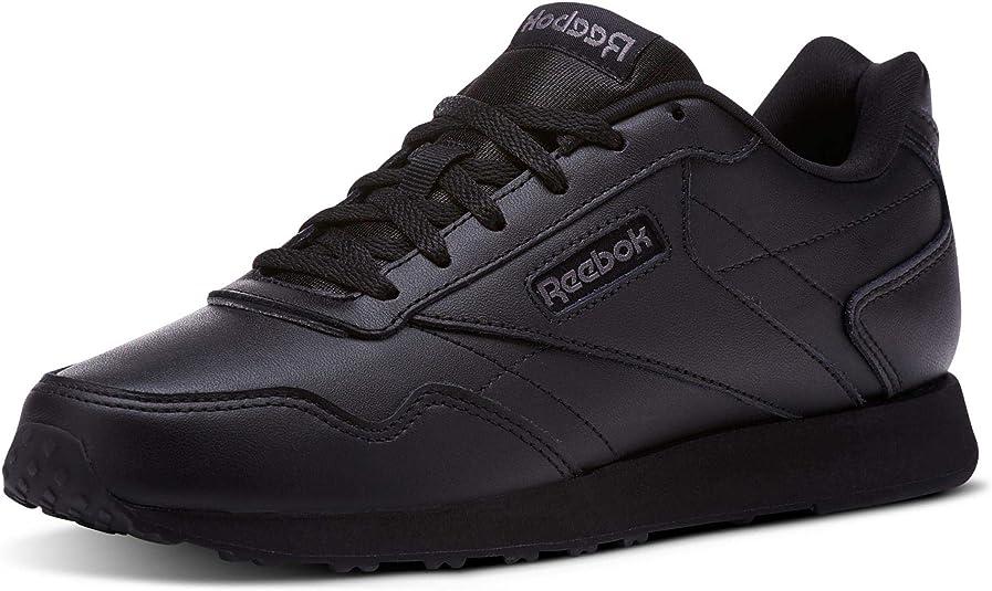 Black//Shark 000 Chaussures de Fitness Femme 42 EU Reebok Royal Glide LX Noir