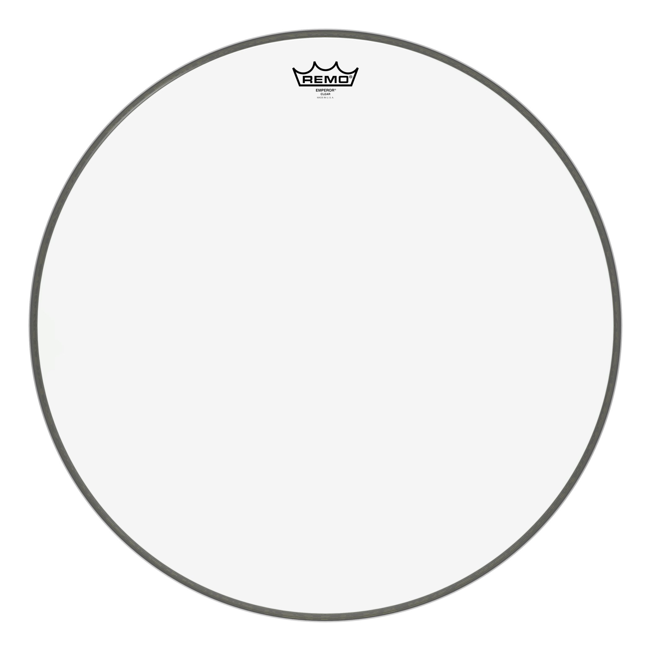 Remo BR132200 Clear Ambassador 22-Inch Bass Drum Batter Head product image