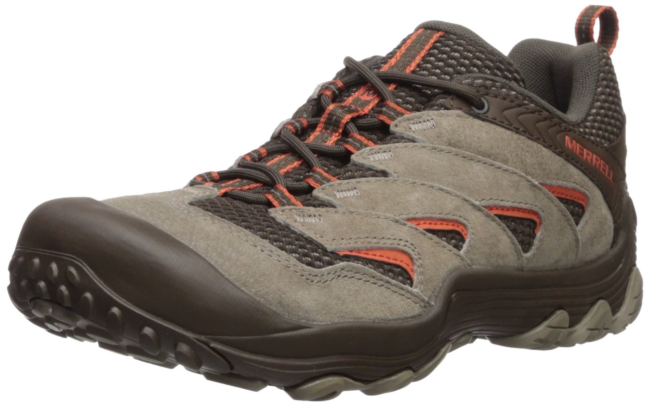 Merrell Women's Chameleon 7 Limit Hiking Boot B071P32C2C 8.5 B(M) US|Brindle