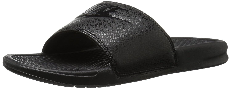 Nike Benassi JDI Herren Flip Flop Schwarz (Black) 45 EU