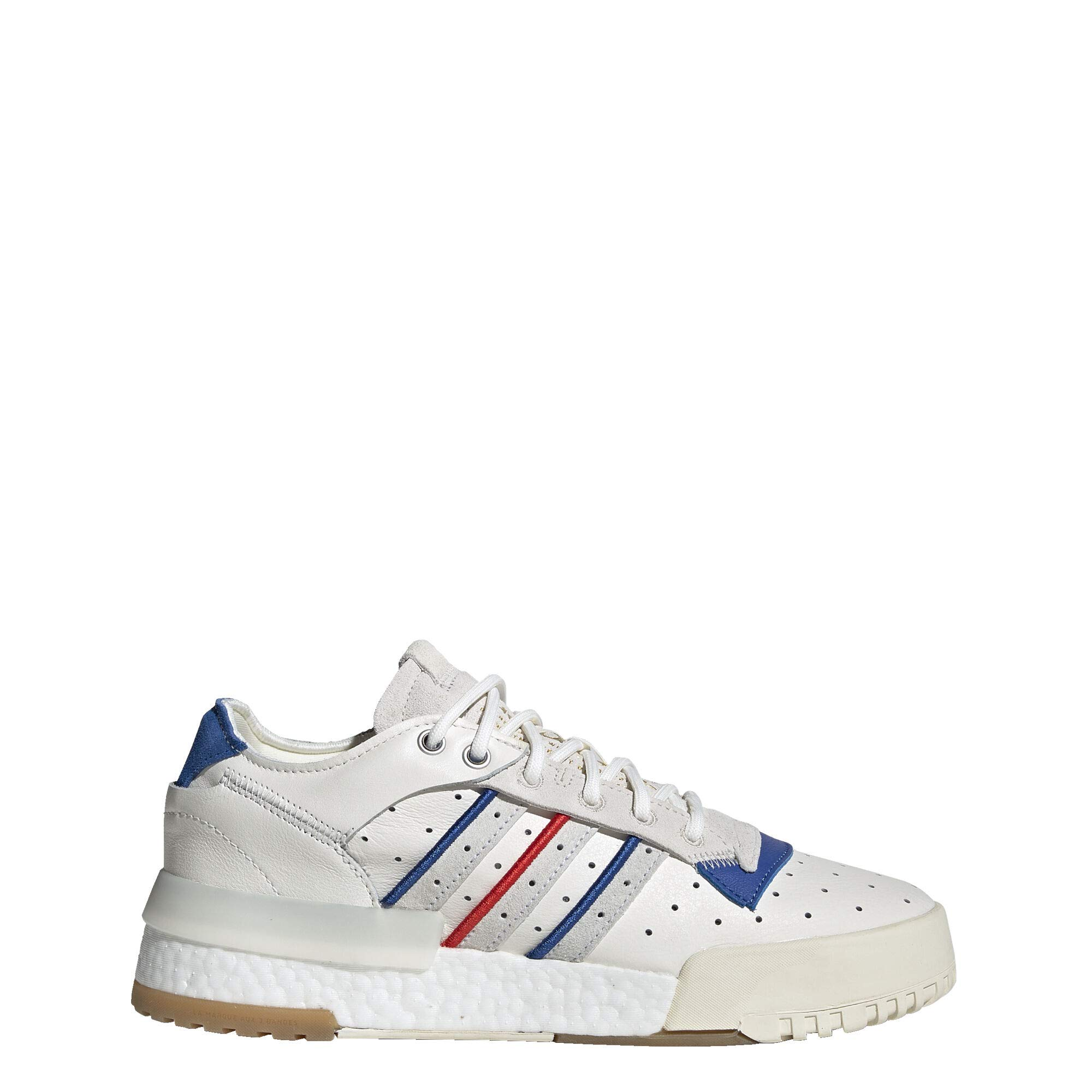 adidas Rivalry RM Low Shoes Men's, White, Size 8.5 by adidas