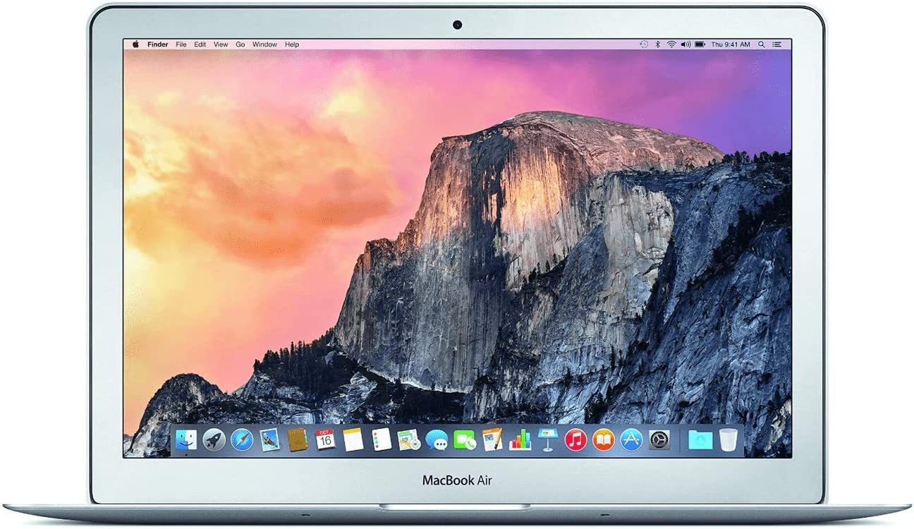 Apple MacBook Air 13-inch Laptop 1.6GHz Core i5, MJVE2LL/A, 4GB RAM, 256GB SSD (Renewed)