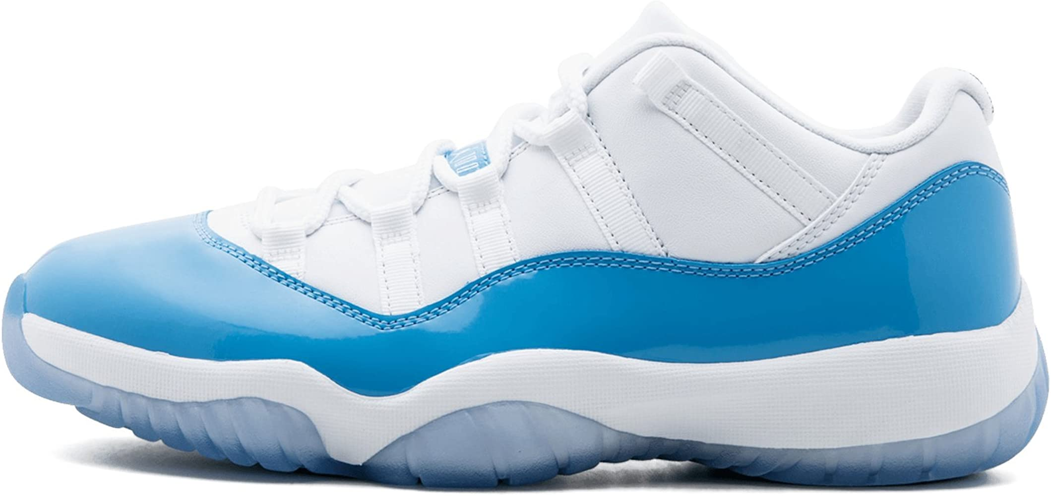 timeless design 8bd11 91b64 Men Air Jordan 11 Retro Low (White/University Blue) Size 9.5 US
